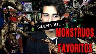 Monstruos favoritos de Silent Hill 1