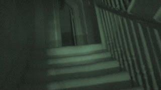 Violent Ghost Activity Caught on Tape