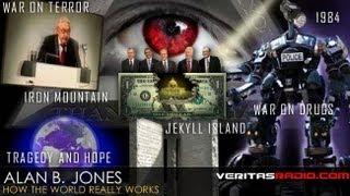 Veritas Radio Preview | Alan B. Jones | How the World Really Works