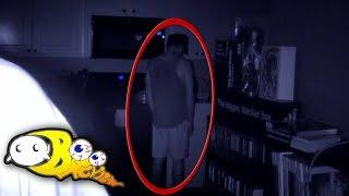 Ghost Found In Kitchen? | Ghost Hunting With The Boo Review