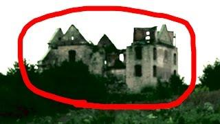 GHOST HUNTER Creepy Haunted Castle In Europe