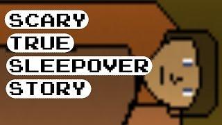 Scary True Sleepover Story (Animated) - Mr.Nightmare