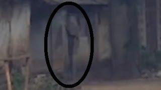 Scary ghost caught recorded on tape? 100% real paranormal activity caught!!! Scary Videos