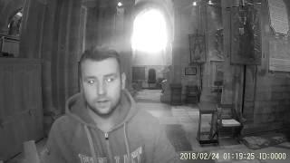Spirit Confirms God Jesus In Ancient Abbey (Insane responses)