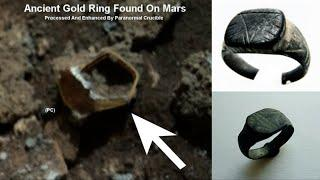 Ancient Gold Ring Found On Mars