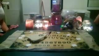 LIVE ZOZO OUIJA SESSION WITH OUR GREAT FRIENDS JOANNE  KYLE  AND KY
