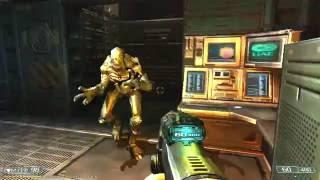Doom 3 Gameplay
