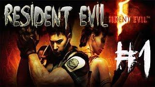 Resident Evil 5 Gameplay parte 1