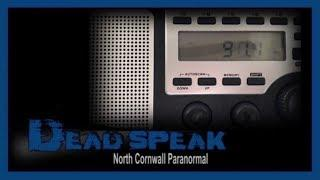 The Dead Speak | Ghost Box Test | Radio Shack 12-589 | Spirit Box | Paranormal Session