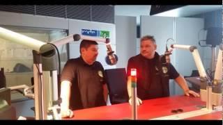 G.E.T beim MDR 1 Radio Sachsen