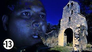 J'PASSE UNE NUIT DANS UN ANCIEN CIMETIÈRE (Chasseur de Fantômes) [Explorations Nocturnes] Lieu Hanté