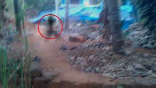 Ghostly Shadow Passing Caught on Camera From a Haunted Place !! Top Haunted Places in the World