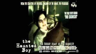 The Haunted Boy (promo stills) Original Soundtrack Christopher Saint