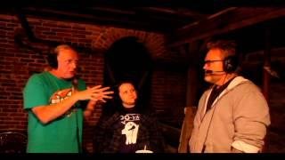 Troy Taylor On the Air  Live  With 97 5  The Rock  Halloween 2013 At Mcpike Mansion