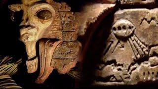 Top 10 Ancient Egyptian Alien Hieroglyphics Proof Of Aliens Life