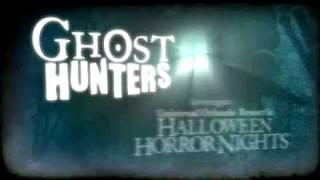 Ghost Hunters visit Halloween Horror Nights in Orlando