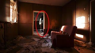 Supernatural Power!! Child Girl Ghost In An Abandoned Place - Documentary
