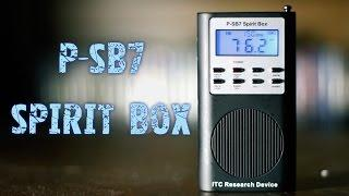 P-SB7 Spirit Box Session - Real Paranormal Activity Part 41