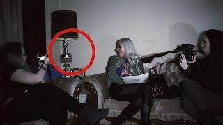 INSANE Paranormal Activity Caught on Camera!! 1800s HAUNTED HOUSE