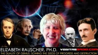 Elizabeth Rauscher, Ph.D. | The Duality of Genius: Sowing the Seeds of Progress and Destruction