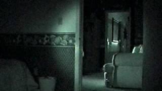 Ghost Shadow Caught on Tape.AVI