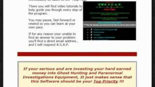 """Paranormal Investigations & Ghost Hunters Software """"A Must Have"""""""