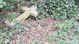 Haunted DEVILS Graveyard Ghost Hunt | EVP Session | Real PARANORMAL Investigation