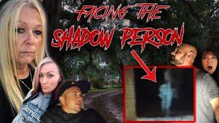 BACK TO THE SHADOW FIGURE CEMETERY!!