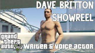 Dave Britton showreel   Machinima, writing and voice acting   8-Bit Bastard