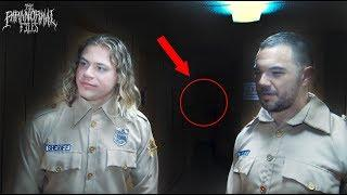 We Role Play as Cops & Inmates to Try Capture Paranormal Activity on Video | THE PARANORMAL FILES
