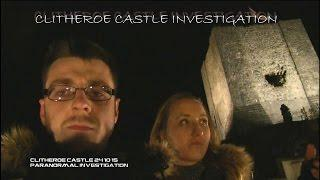 Clitheroe Castle - A Ruined Haunted Castle (Paranormal Investigation, Lancashire)
