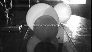 Balloon Experiment in Haunted Cafeteria  (Delhi)