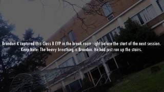 Class B EVP - Outside  (Old South Pittsburg Hospital)