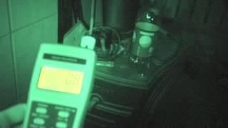 raw video-trying to contact beth with p-sb7 4/13/2013 ghost hunting