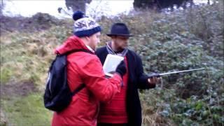 UKH-TV Christmas Ghost at Demonic Boughton Cemetery