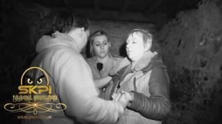 Paranormal Investigation - Hayley and Louise EVP in the Pit