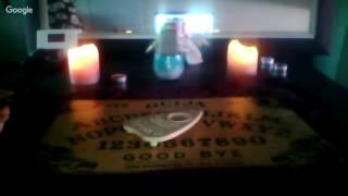 ZOZO'S MEGA HORNY AGAIN WITH POOR PETER LOL LIVE OUIJA BOARD GHOST BOX AND EVP SESSION
