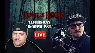 The Devil's Hour LIVE Show Ep. #3
