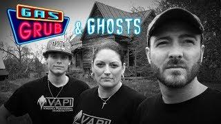 Phantom Footsteps and the Shadow Man - Gas, Grub, and Ghosts