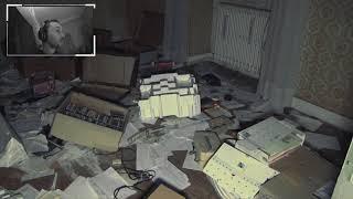 ๏ PROJET URBEX #12 - EXPLORATION URBAINE - PROJET ACTIVITY