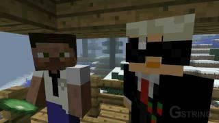 Minecraft Ghost Hunters