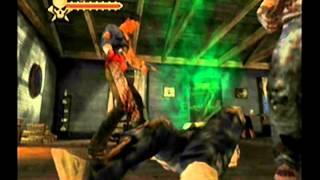 Evil Dead Regeneration (PS2) Opening