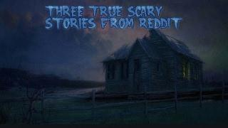 3 True Scary Stories From Reddit (Vol. 14)