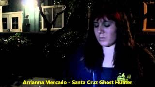 Santa Cruz Ghost Hunters - Rispin Mansion The Evidence # 3