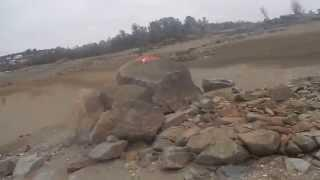 "Folsom Lake - Part 9 ""Among The Rocks"""