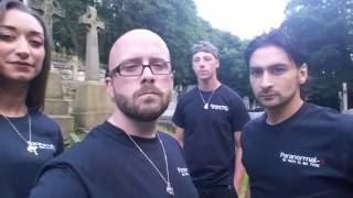 Talking To The ANGELS | St Michael's GRAVEYARD Sheffield | PARANORMAL Investigation