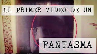 Primer Video de un Fantasma en Internet (Video Paranormal)