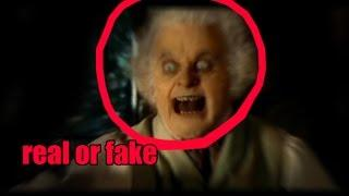 Real Hobbit Sighting, Strange Creature Caught On Camera | Real or Fake !