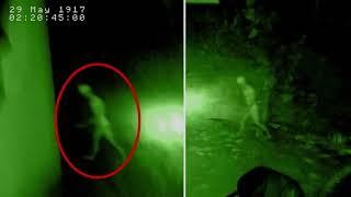 """Alien Look like Creature Caught On Camera"" Top 6 Real Ghost Videos Caught On Tape 2017"