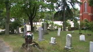 Haunted St Joseph Cemetery (Stairway To Heaven)